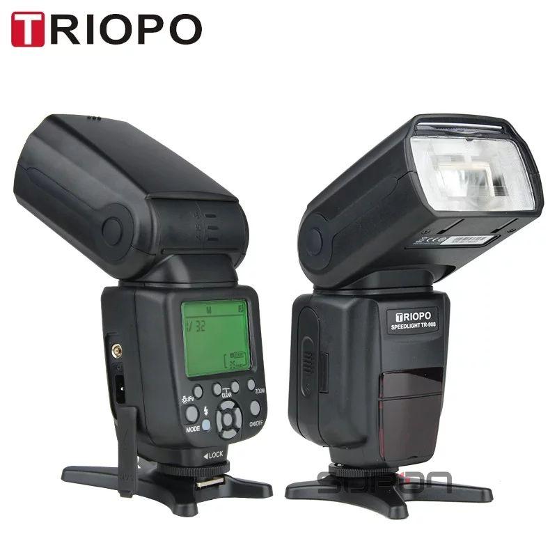 Flash Triopo TR-988 Nikon/Canon