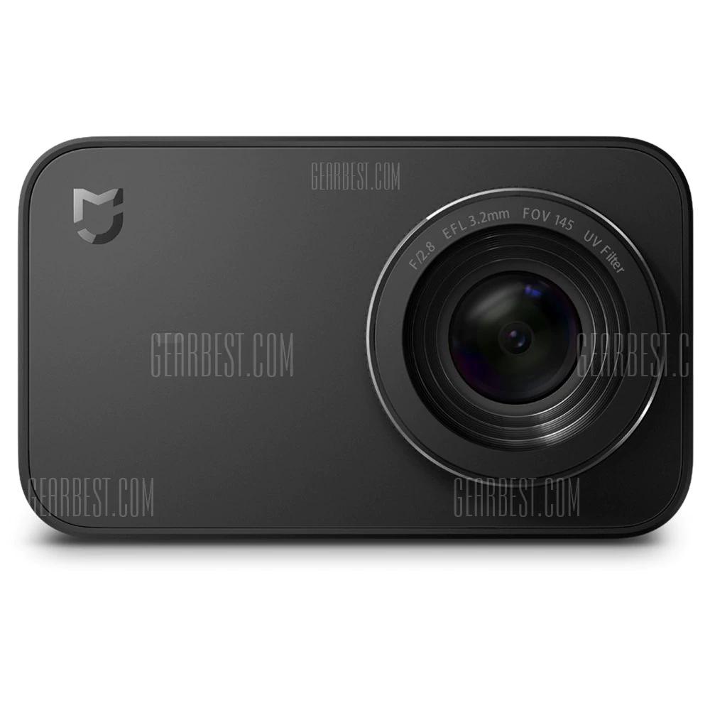 Xiaomi Mijia Cámara Mini 30 fps Cámara Acción 4K con Pantalla Táctil