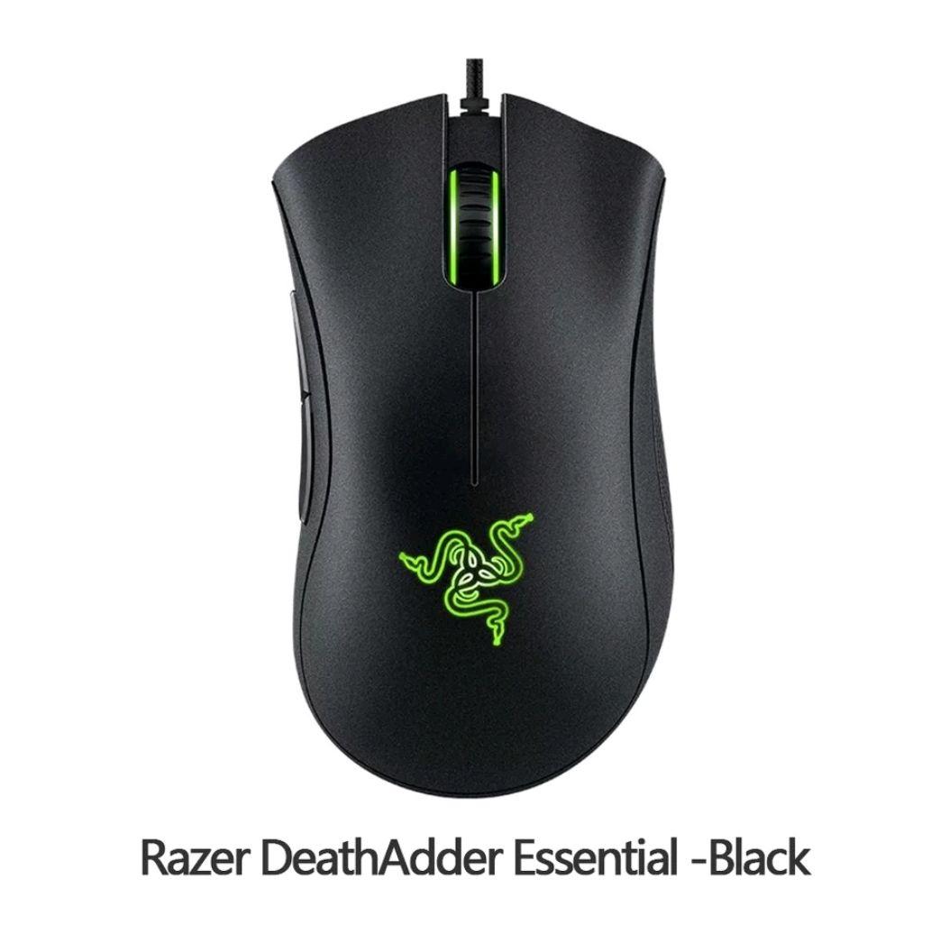 Razer DeathAdder Essential Negro Original 6400dpi