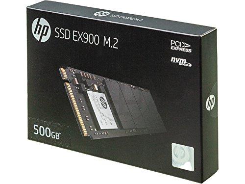 HP SSD EX900 M.2 NVMe 500GB  (Pre-Orden) Amazon (Alemania)