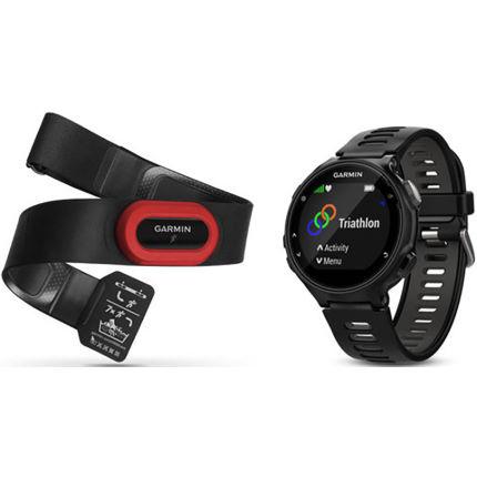 Reloj GPS Garmin Forerunner 735XT con pulsímetro