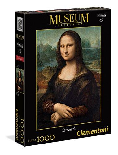 Puzzle 1000 piezas La Mona Lisa