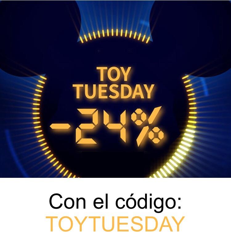 24% Dto en Tienda Disney
