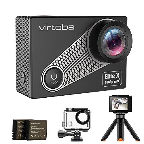 Camara wifi 1080P HD con 60 fps y 16 MP para fotografía