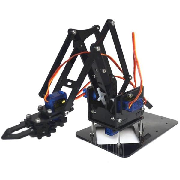 Brazo robótico para montarlo tu mismo basado en Arduino