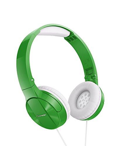 Pioneer SE-MJ503-G - Auriculares, verde [PLUS]