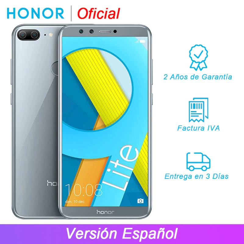 [Tienda Oficial] Huawei Honor 9 Lite 4+64GB 2 Años Garantía