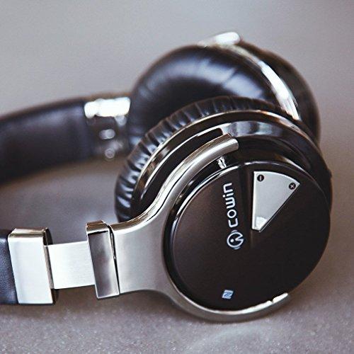 COWIN E7 Auriculares Inalámbricos Bluetooth con Micrófono