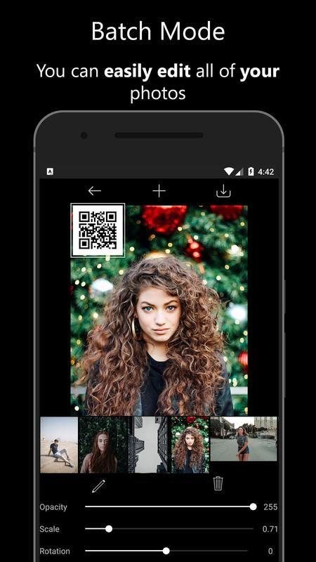 Ray watermarks para Android Gratis