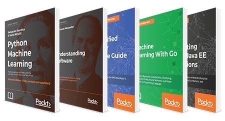 Todos los libros electrónicos y vídeos técnicos de la editorial Packtpub