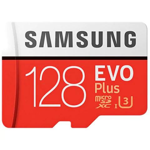 Tarjeta MicroSD Samsung de 128