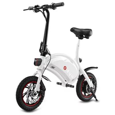 Bici eléctrica Dyu D1 30Kmh solo 214€