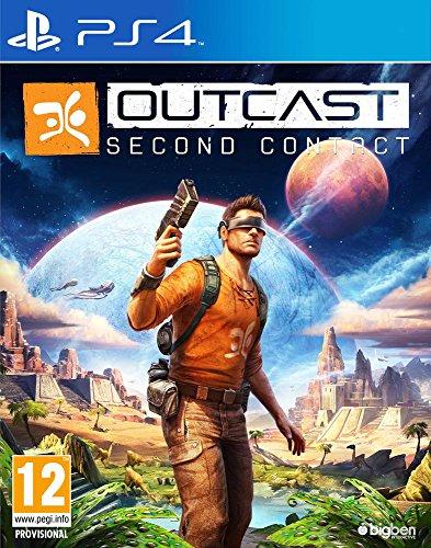 Outcast Second Contact The Official Game (PS4) - Versión Francesa (Subtitulado al español)