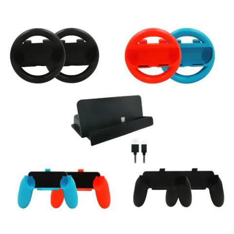 Pack de accesorios Nintendo Switch.