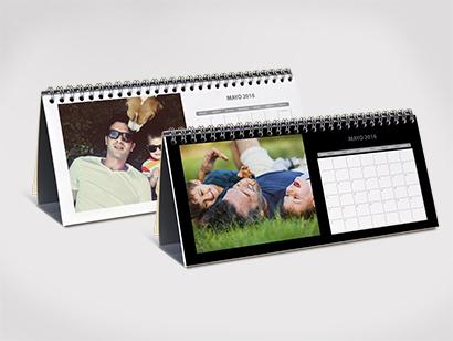Calendario de mesa (oficina) Photobox