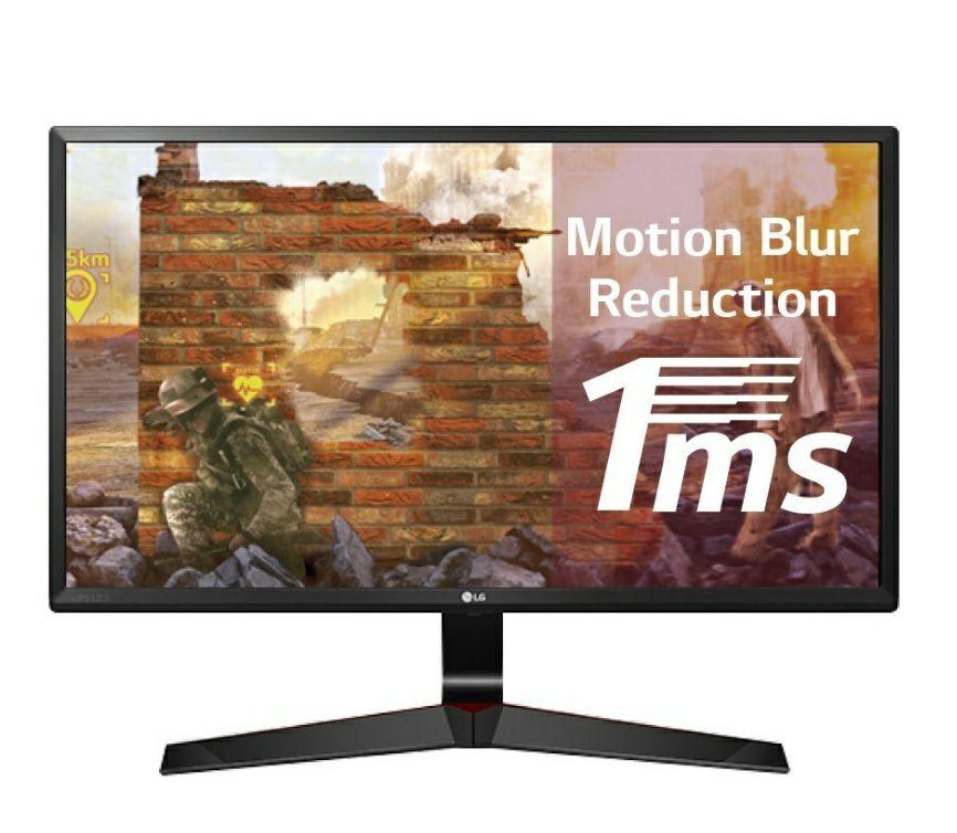 LG 24MP59G-P - Monitor gaming 24' SOLO 119€