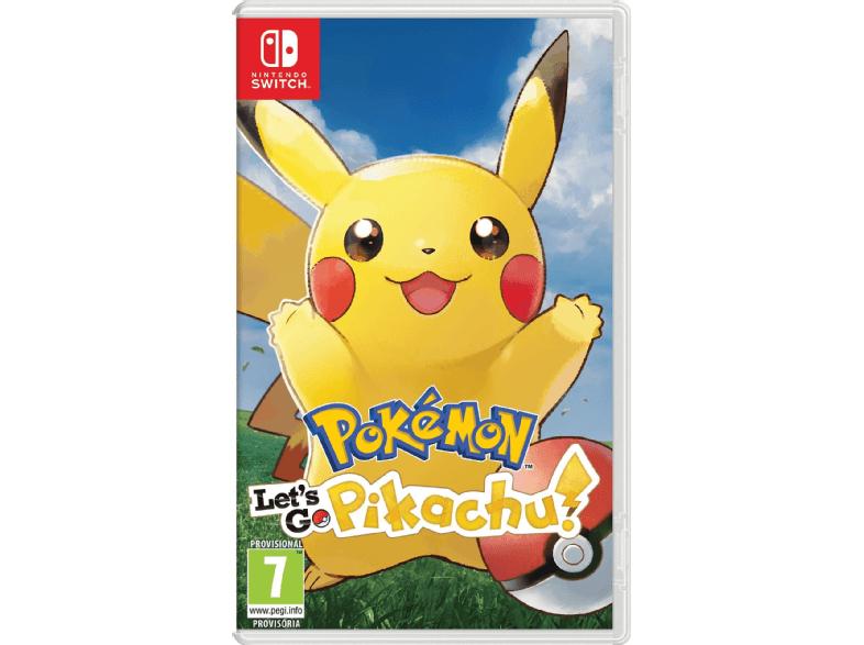 Let' s go, Pikachu! para Nintendo Switch