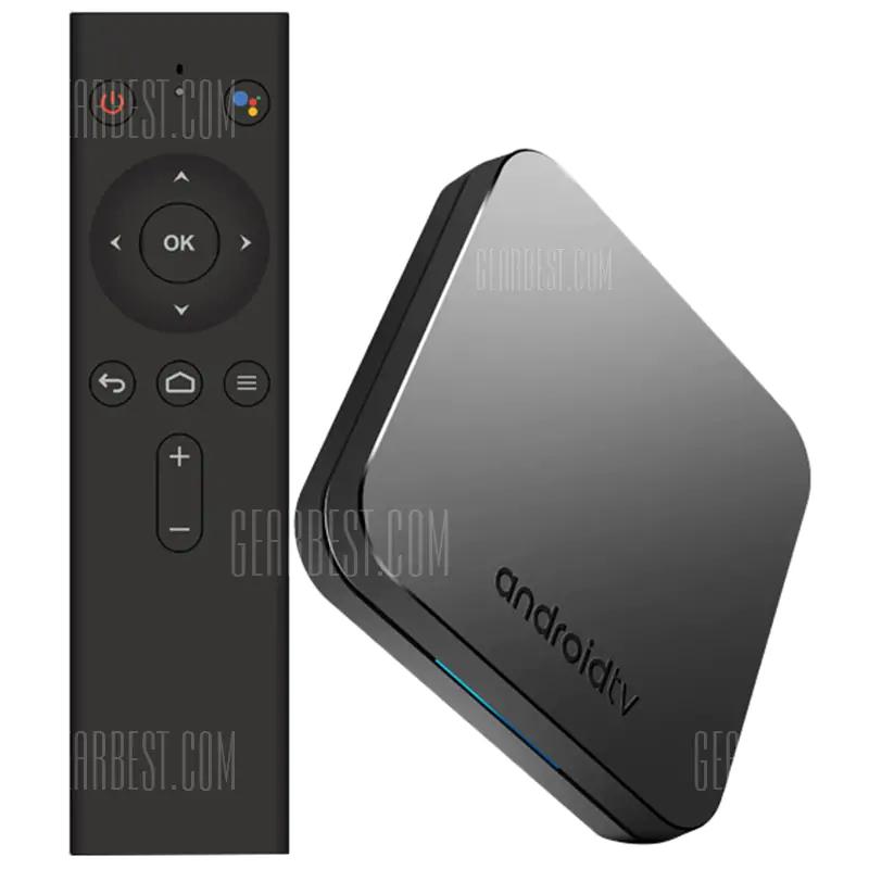 Mecool km9 4/32gb s905x2 AndroidTV OS más barata que el 11/11