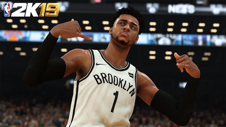 XBOX ONE: NBA 2K19 (Fin de semana gratis del 15 al 18 para miembros Gold)