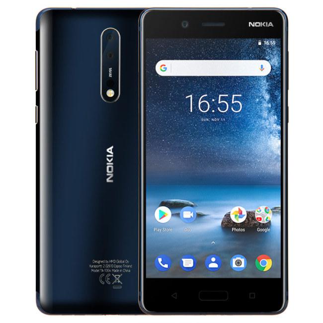 NOKIA 8 TA-1004 6GB/128GB  Snapdragon 835