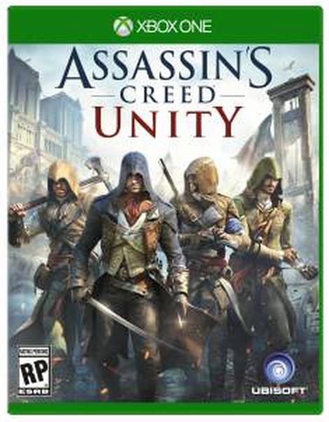 XBOX ONE: Assasins Creed Unity casi regalado
