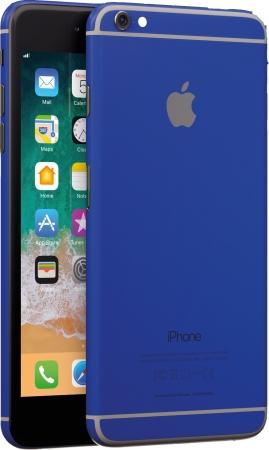 iPhone 6 azul, distinto