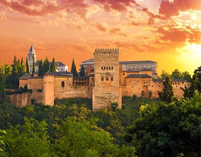 Alhambra de Granada y Alcázar de Segovia (Entrada gratis el 16 de noviembre) y más actividades.