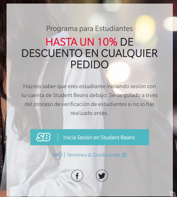 5% de descuento Oneplus 6T 8gb + 128gb [Estudiantes]