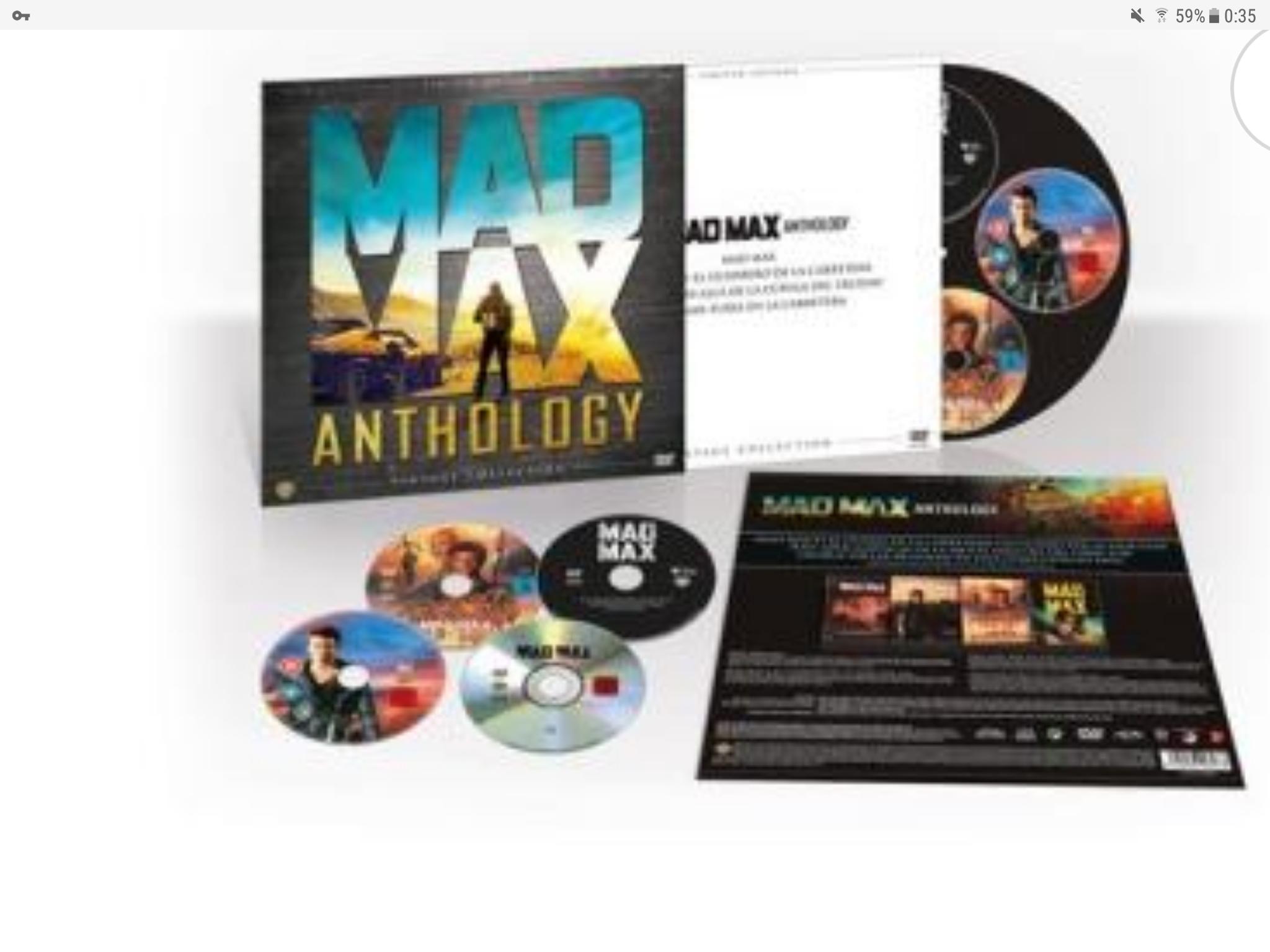 Mad Max (Ed. Limitada Vintage)
