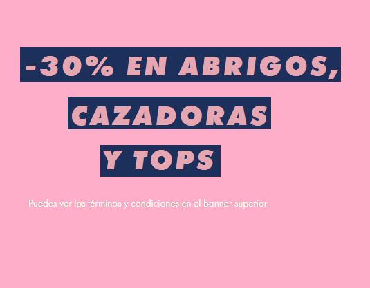 -30% en Abrigos y Tops para hombre en ASOS