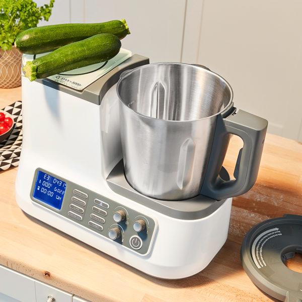 Robot de cocina QUIGG® Wifi (Aldi)