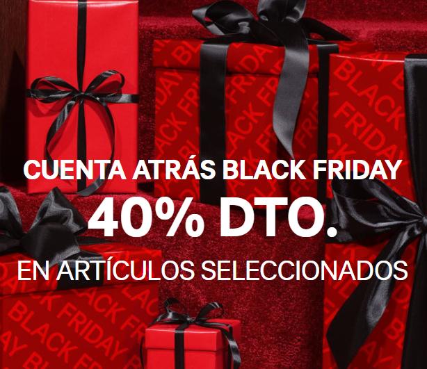 -40% descuento en H&M
