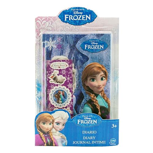 Diario de Frozen