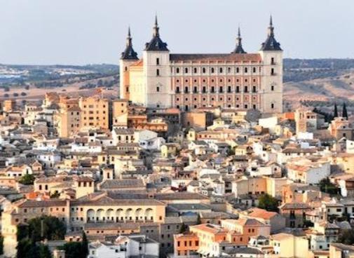Hotel 4* en Toledo  sólo 19€ por persona