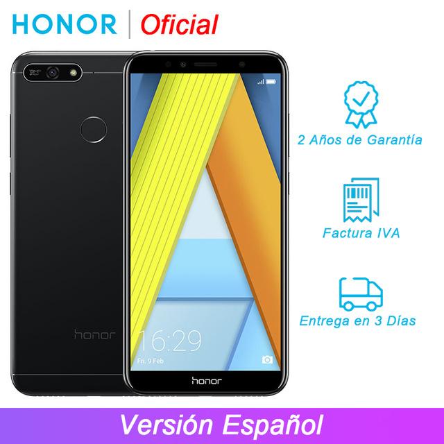 [Tienda Oficial] Huawei Honor 7A 3+32GB