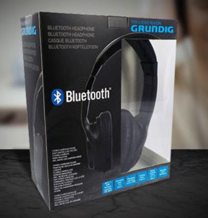 Cascos Grundig Bluetooth CBW