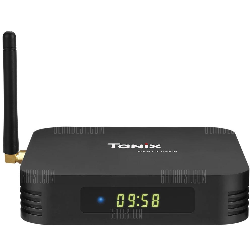 TV BOX Tanix TX6 Allwinner H6 4GB RAM+32GB ROM