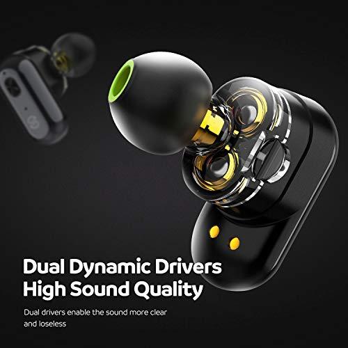 Auriculares Inalámbricos Bluetooth 5.0 TWS SoundPEATS