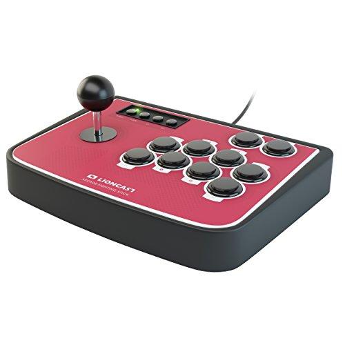 Lioncast Arcade Fighting Stick (Oferta flash de Amazon)