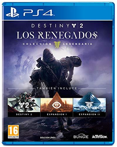 Destiny 2  Los Renegados Colección Legendaria PS4