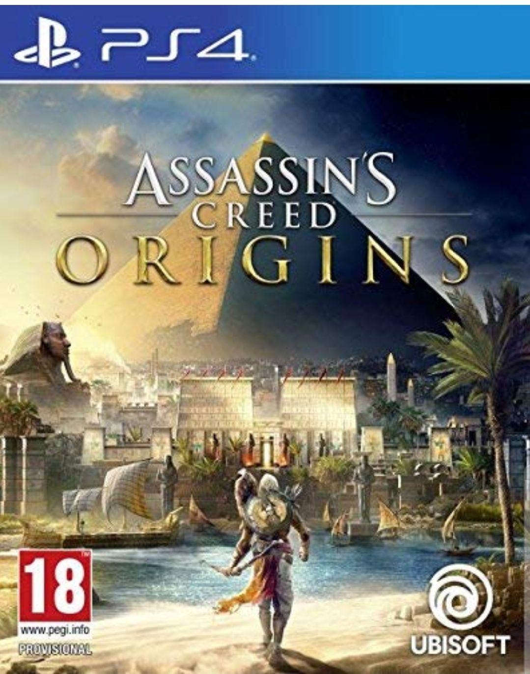 Assassins Creed Origins solo 24.95€!