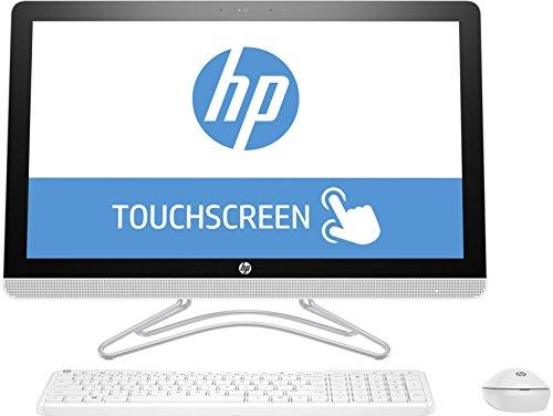 """HP 24"""" AIO táctil I3-7100U solo 519€"""