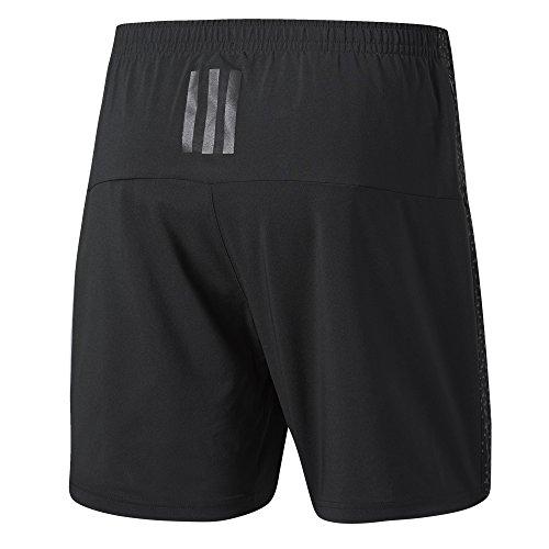 Adidas SN Short M Pantalón Corto, Hombre, Negro, L 5