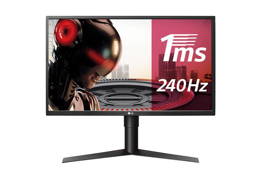 "Monitor LG 27"" 240Hz 1ms solo 255€"