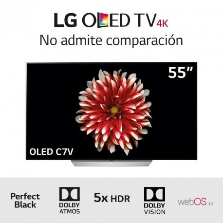 """TV OLED 4K 55"""" HDRx5 OLED55C7V"""