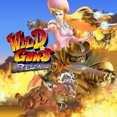 Wild guns reload