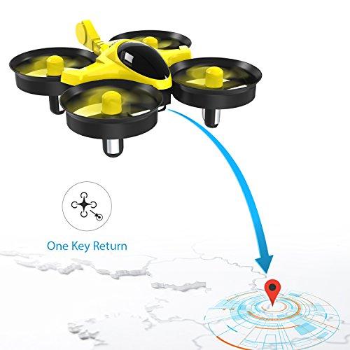 Dron GoolRC Scorpion T36 2.4G 4 canales 6-Axis Gyro 3D-Flip antiaplastamiento