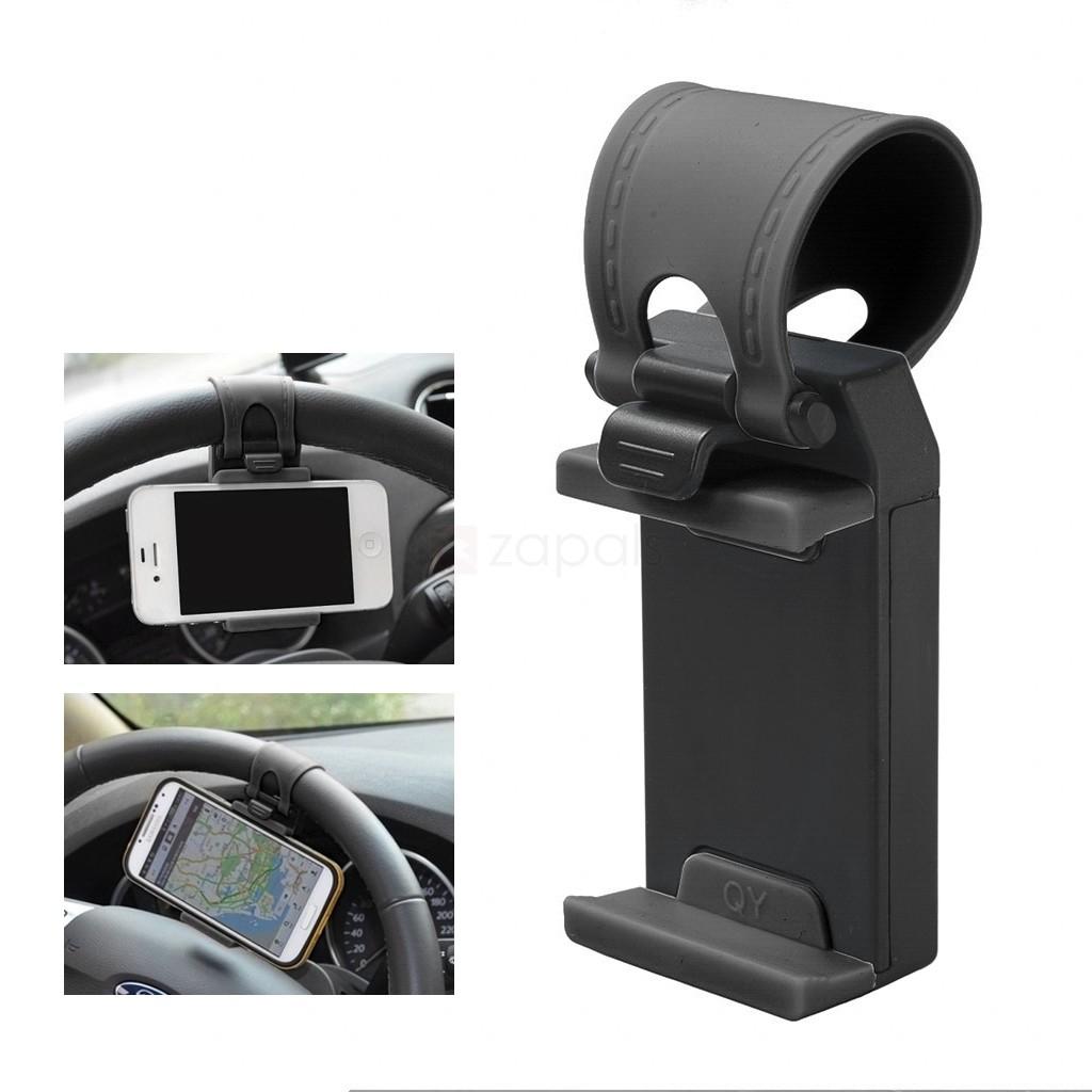 Soporte móvil para el volante.