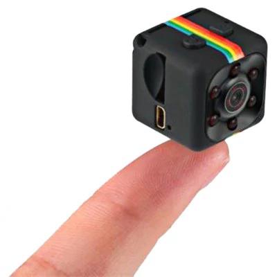 Míni cámara SQ11 1080P HD Infrarrojos solo 5.66€