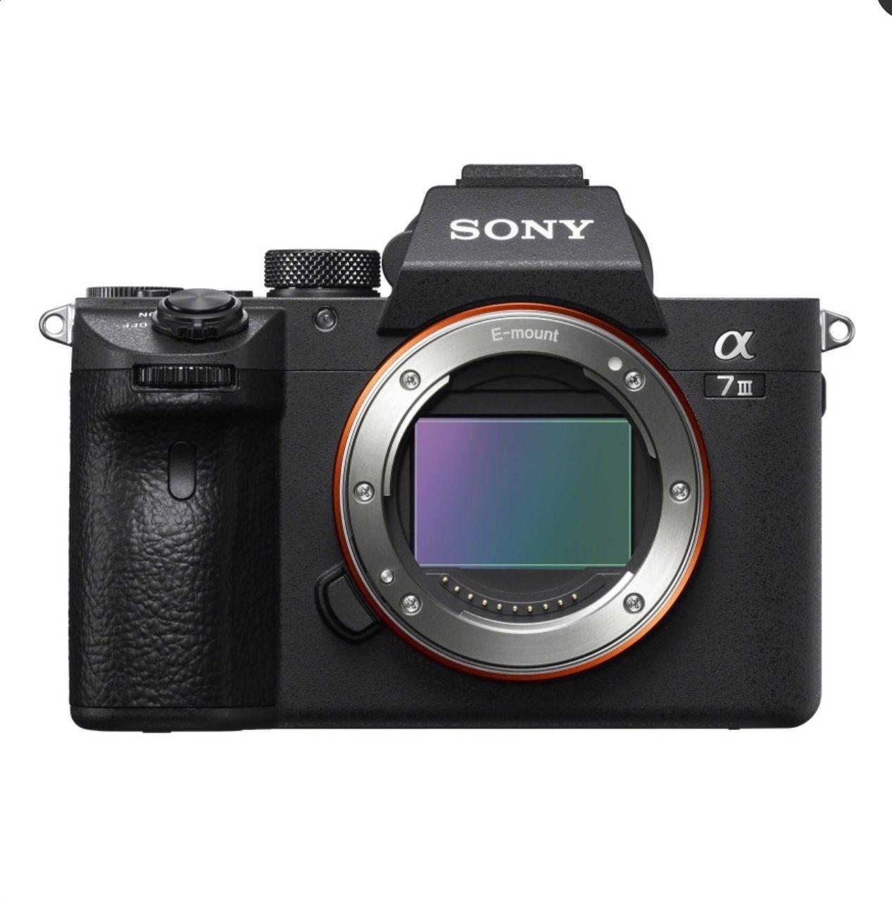 Sony A7iii con garantía española